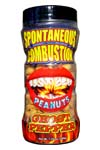 Spontaneous Combustion Ghost Pepper Peanuts