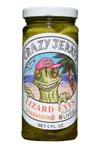 Crazy Jerry's Lizard Eyes Habanero Olives