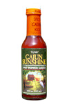 Cajun Sunshine Hot Pepper Sauce