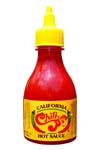 California Just Chili Hot Sauce