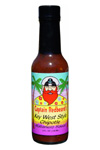 Captain Redbeard's Key West Style Chipotle Habanero Sauce