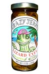 Crazy Jerry's Lizard Eyes Jalapeno Olives