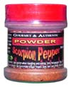 Gourmet & Authenic Scorpion Pepper Powder