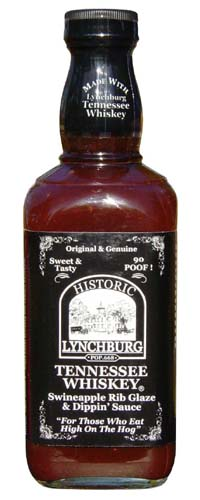 Lynchburg Tennessee Swineapple Rib Glaze & Dipping Sauce