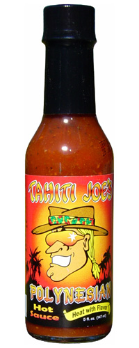 Tahiti Joe's Polynesian Hot Sauce