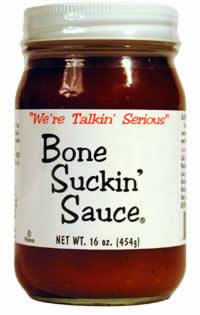 Bone Suckin' Sauce-Regular