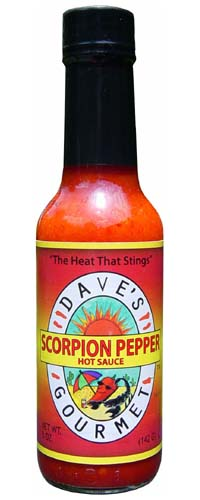 Dave's Gourmet Scorpion Hot Sauce