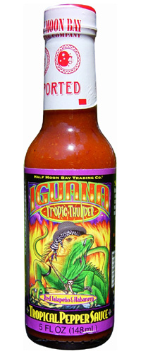 Iguana Tropical Pepper Sauce