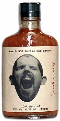Pain Is Good Batch #37 Garlic Hot Sauce