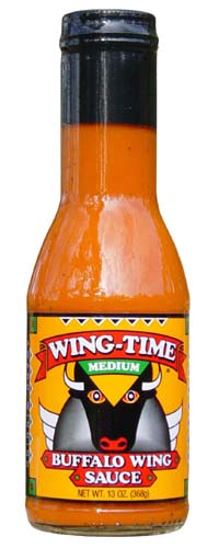 Wing Time Medium Buffalo Wing Sauce
