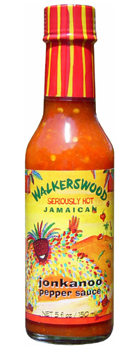 Walkerswood Jonkanoo Pepper Sauce