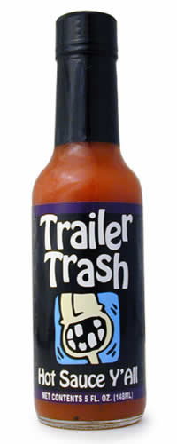 Trailer Trash Hot Sauce