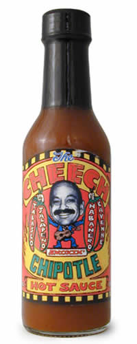 The Cheech Chipotle Hot Sauce