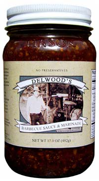 Delwood's Barbecue Sauce & Marinade