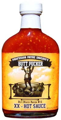 Butt Pucker Hot Sauce