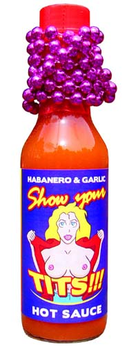 Show Your Tits Hot Sauce