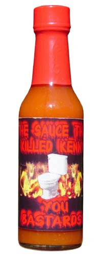 The Sauce That Killed Kenny