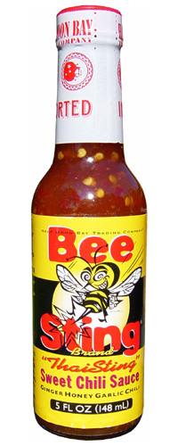 Bee Sting Sweet Chili Sauce