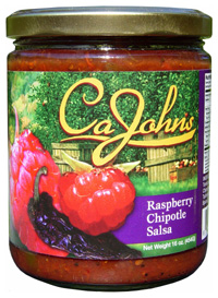 Cajohn's Roasted Chipotle Salsa