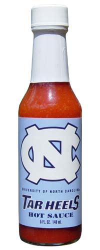North Carolina Tarheels Hot Sauce