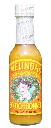 Melinda's Scotch Bonnet Hot Sauce