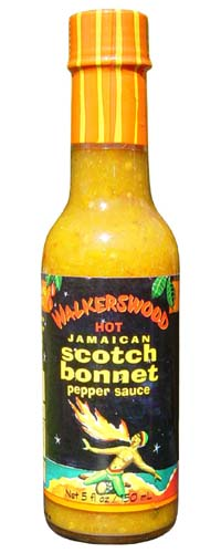 Walkerswood Scotch Bonnet Pepper Sauce