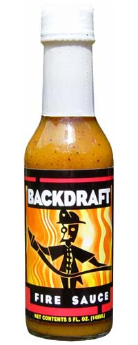 Backdraft Fire Sauce