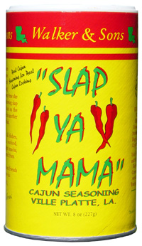 Slap Ya Mama Cajun Seasoning- 8 oz.