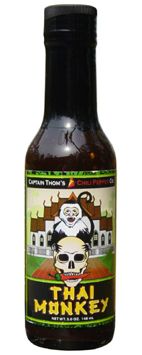 Thai Monkey Hot Sauce