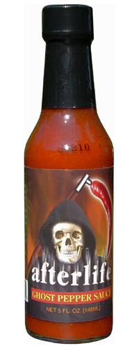 Afterlife Ghost Pepper Sauce