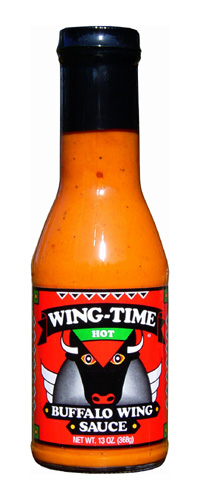 Wing Time Hot Buffalo Wing Sauce