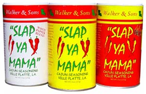 Slap Ya Mama Cajun Seasoning Variety Pack