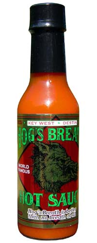 Hog's Breath Hot Sauce Red