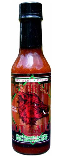 Hog's Breath Hot Sauce Hot