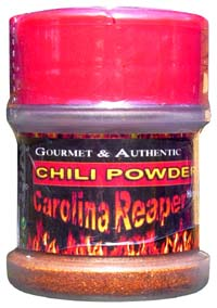 Gourmet & Authenic Carolina Reaper Powder