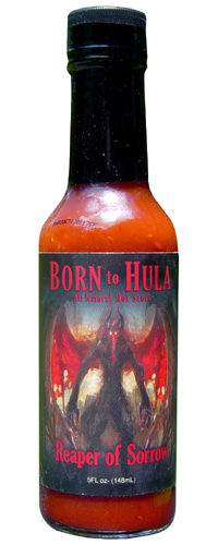 Reaper of Sorrow Carolina Reaper Sauce