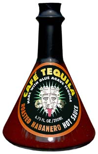 Café Tequila Roasted Habanero Hot Sauce