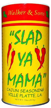 Slap Ya Mama Cajun Seasoning- 16 oz.