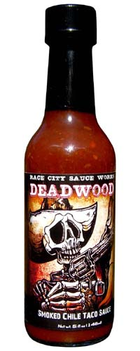 Race City Sauce Works Deadwood Smoked Chile Taco Sauce